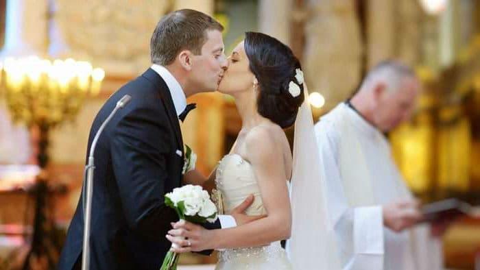 Как проходит венчание в церкви